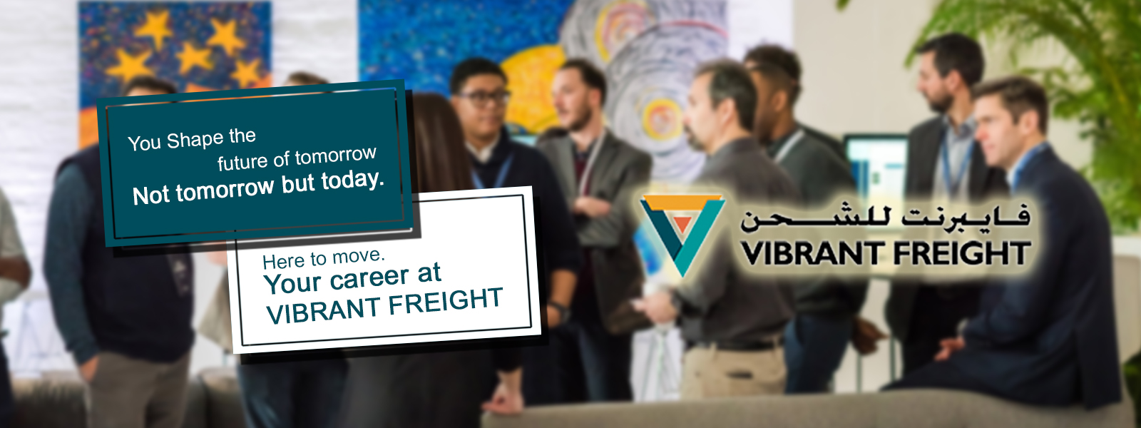 CAREERS – Vibrant Freight